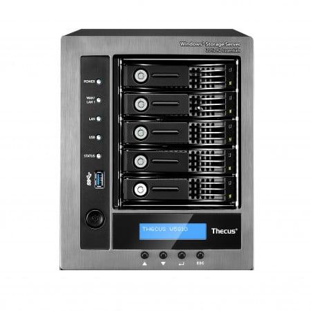 Thecus W5810 Windows storage server Essentials