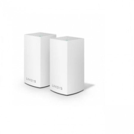 Linksys Velop Whole Home Intelligent Mesh WiFi System, 2-pack AC2600
